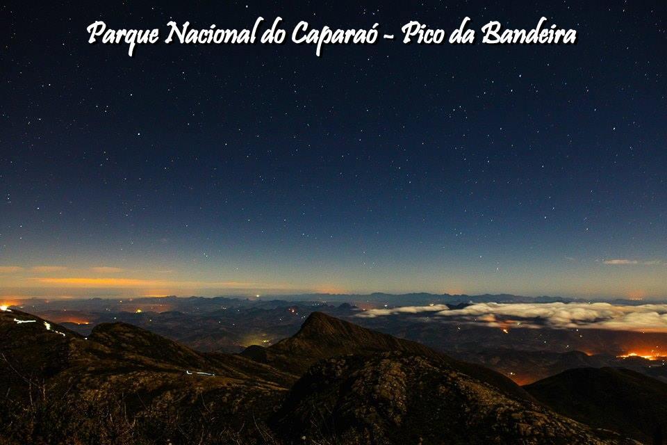 Parque Nacional do Alto Caparaó- 4 dias