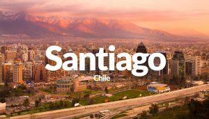 SANTIAGO DO CHILE C\VINA DEL MAR E VALPARAISO- 5 DIAS